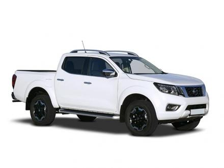 Nissan Navara Special Edition Double Cab Pick Up N-Guard 2.3dCi 190 TT 4WD Auto
